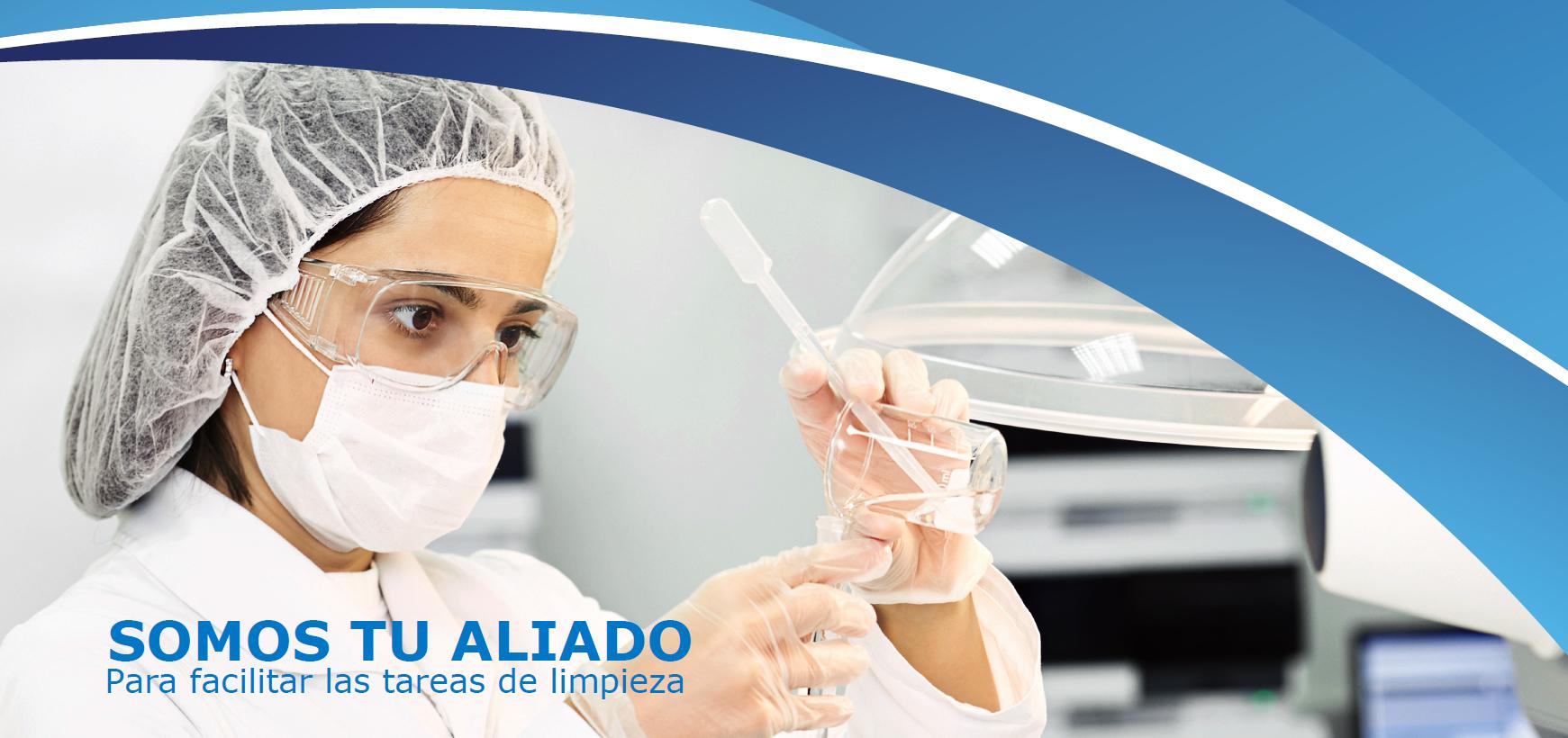 prolimp aliado en la limpieza Somos Fabricantes de Limpiadores Químicos
