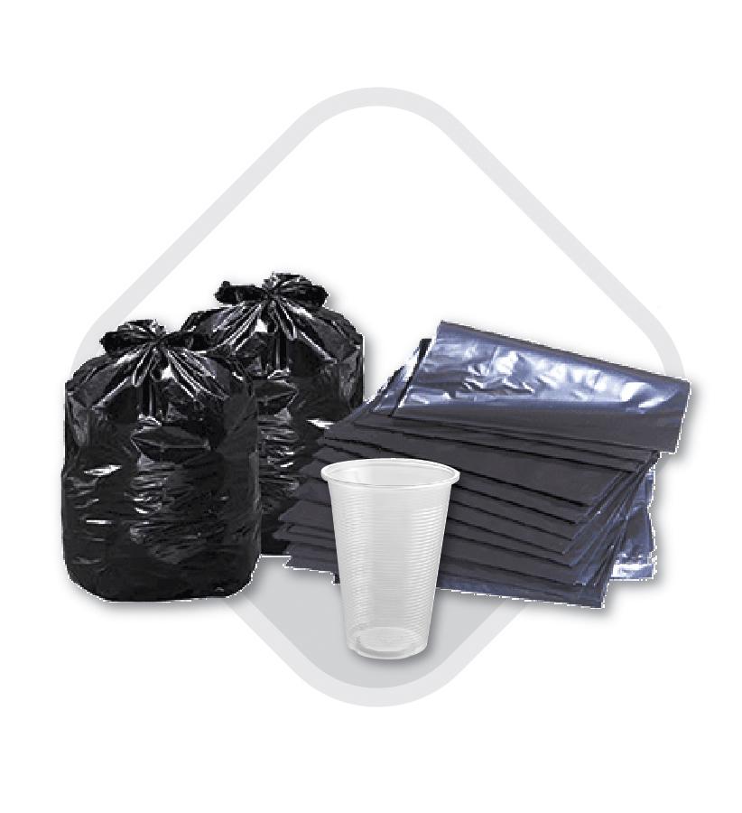 Plasticos y desechables